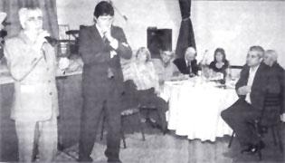 66° aniversario del Centro Cultural de los estradenses en Buenos Aires