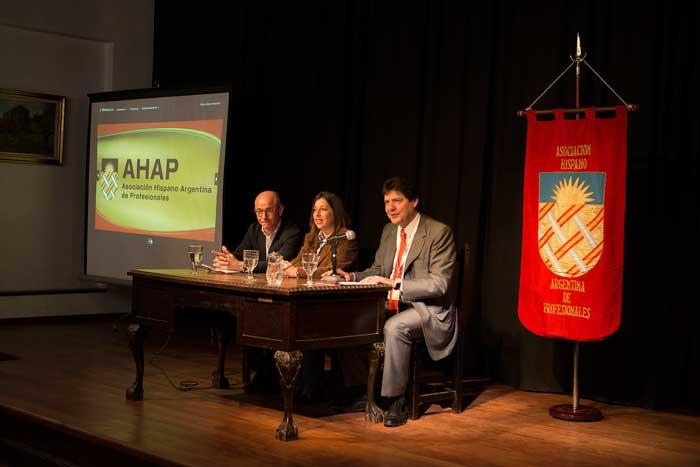 I Encuentro de Profesionales Hispano Argentinos