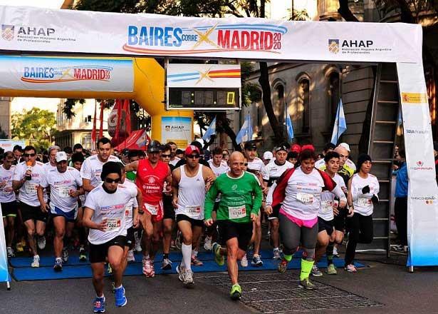 Maratón Hispano Argentina 4ta edición