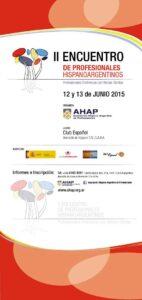 Se acerca el II Encuentro de Profesionales Hispano Argentinos