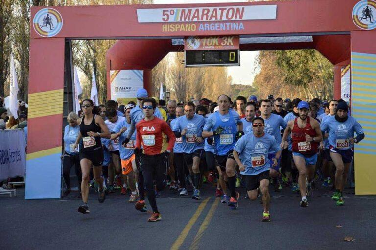 Maratón Hispano Argentina 5ta Edición