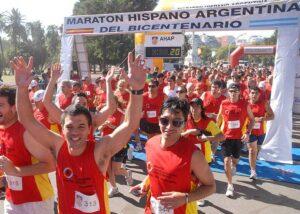 corredores-Maraton-Hispano-Argentina-del-Bicentenario