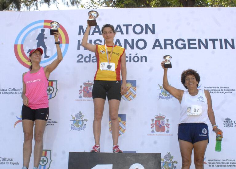 Maratón Hispano Argentina 2da Edición