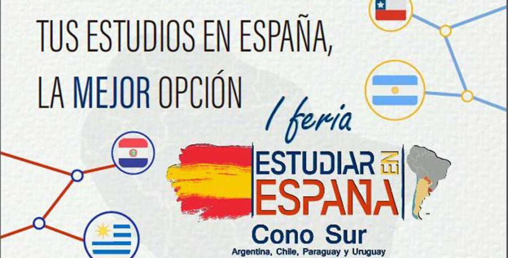 I-Feria-Estudiar-en-España-Cono-Sur